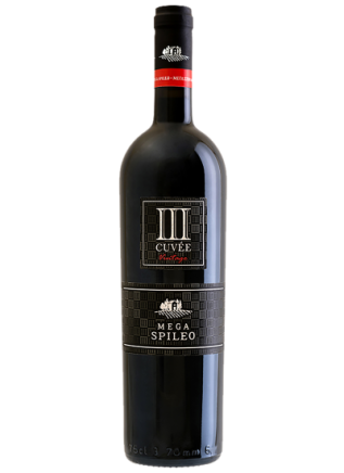 MEGA SPILEO 'III' CUVEE RED 0,75L