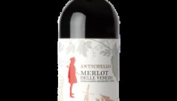 ANTICHELLO MERLOT DELLE VENEZIE IGT 0,75L
