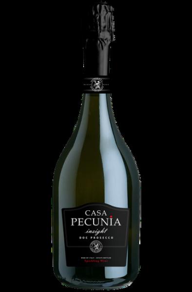 INSIGHT 'CASA PECUNIA' PROSECCO SPUMANTE DOC 0,75L