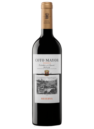 COTO MAYOR RESERVA 0,75L