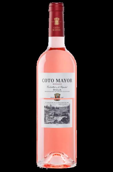 COTO MAYOR ROSADO 0,75L