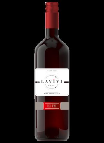 LAVIVI SEMI DRY RED 0,75L