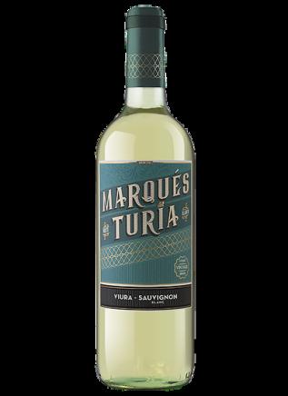 MARQUES DEL TURIA VIURA & SAUVIGNON BLANC 0,75L
