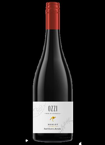 OZZI Merlot 0,75L (2)